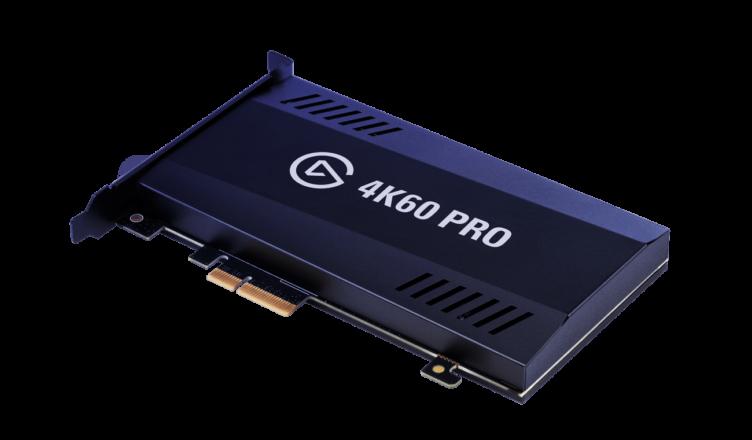 Elgato 4K60 Pro to capture 4K 60 FPS gameplay