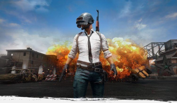 Chinese PUBG players for Win7