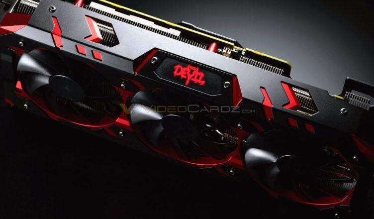 PowerColor RX Vega 64 Red Devil pictured