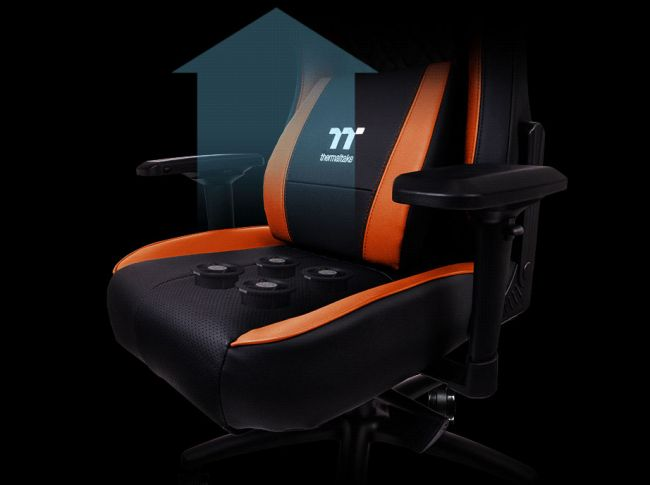 X COMFORT AIR gaming chair with active cooling