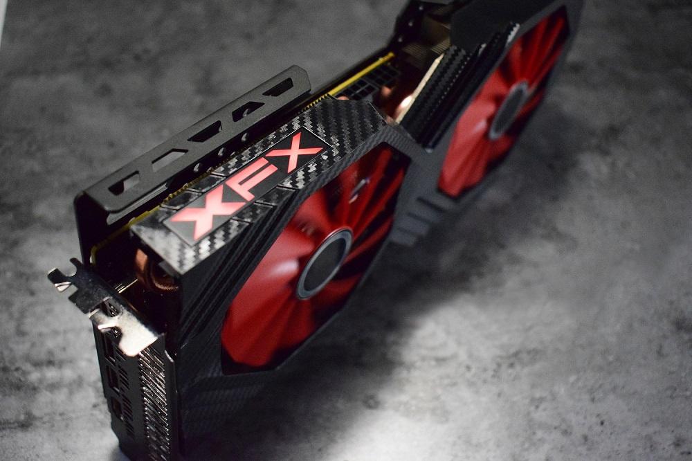 XFX RX Vega custom card