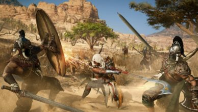 Assassin's Creed Origins 1.05 patch