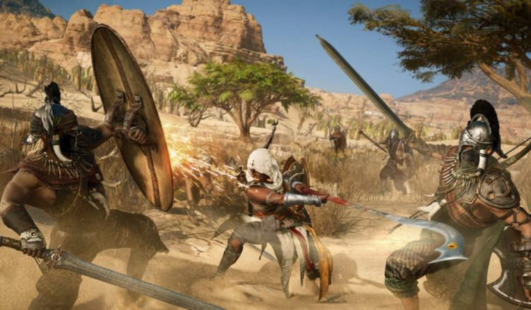 Assassin's Creed Origins 1.03 patch