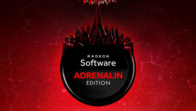 AMD Radeon Adrenalin Edition drivers
