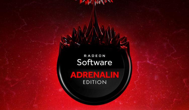AMD Radeon Adrenalin Edition drivers
