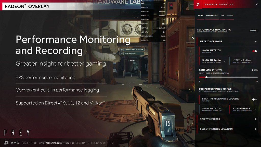 Radeon Adrenalin Edition - AMD Link