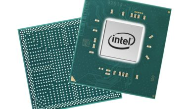 Intel Gemini Lake Pentium and Celeron CPUs