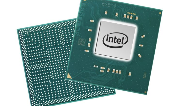 Intel Gemini Lake Pentium and Celeron CPUs