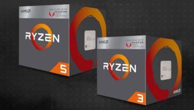 AMD Raven Ridge desktop APUs faster memory