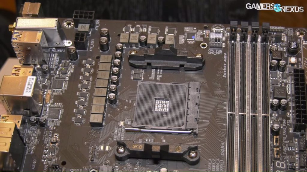 Gigabyte X470 Motherboard first look_3