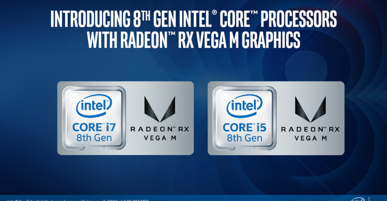 Intel 8th Gen G-series processors launched