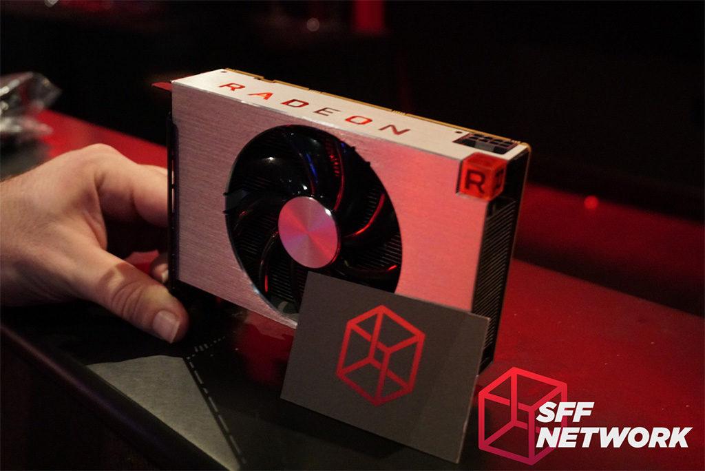 AMD Radeon RX Vega Nano prototype