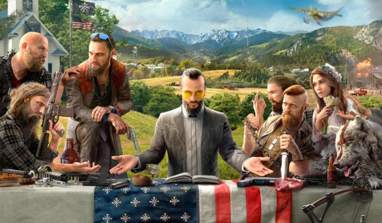 Far Cry 5 PC specs