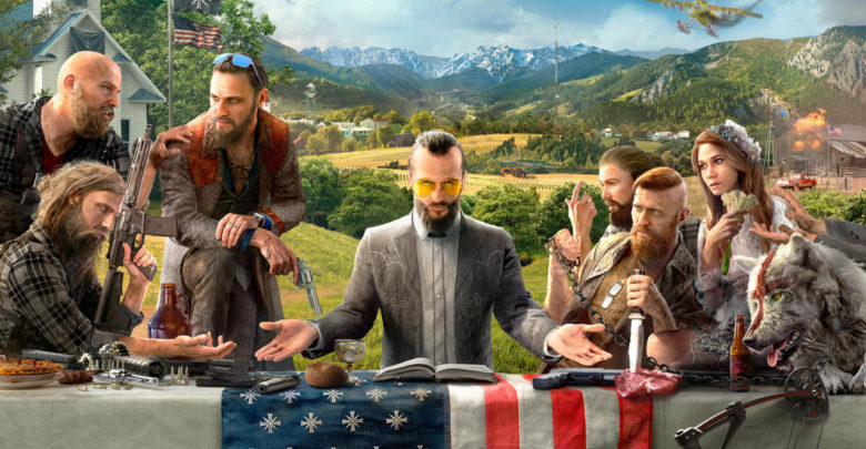 Far Cry 5 PC specs