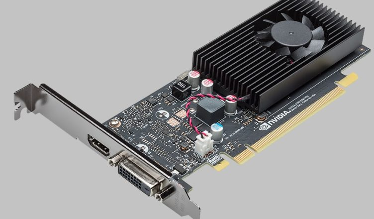 Nvidia's entry-level GeForce GT 1030