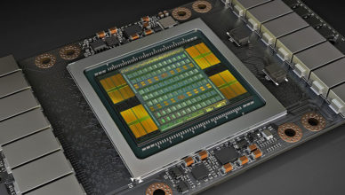 Nvidia Tesla V100 powered by Volta GPU