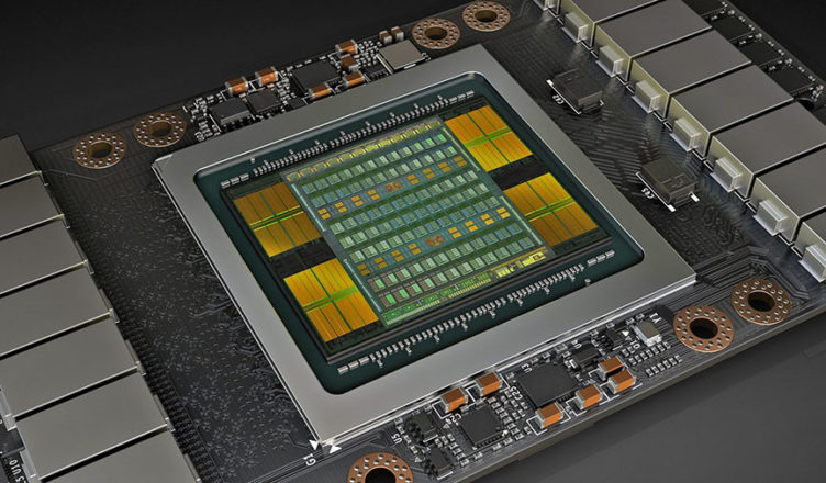 Nvidia Tesla V100 powered by Volta GPU