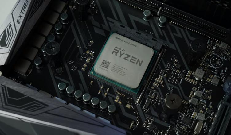 Ryzen 5 2400G delidded