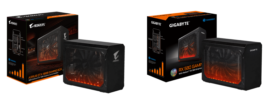 Gigabyte's AORUS branding missing from Radeon product