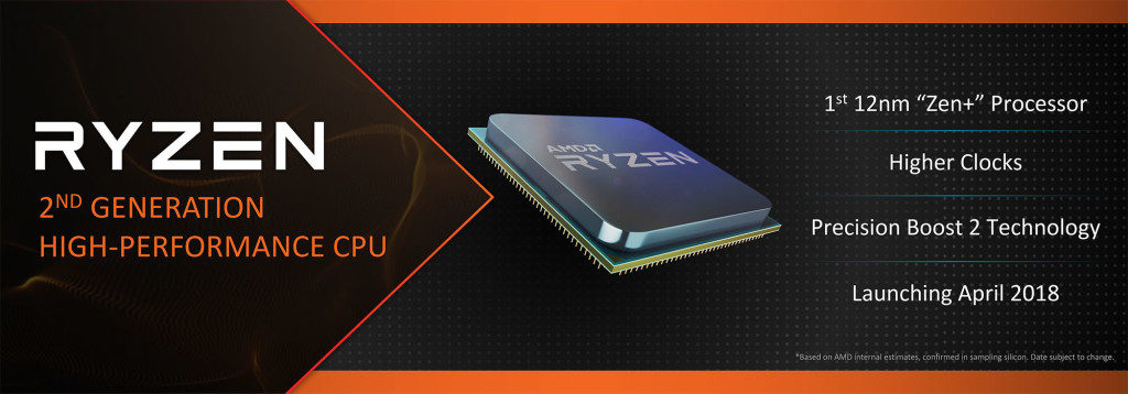 AMD Ryzen 2 CPU specs, pricing and release date on Amazon