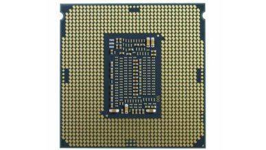 Intel Core i3-8100 CPU on 100-series motherboard