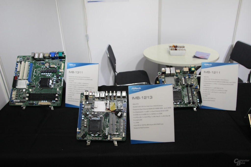 Intel's H370, B360 and H310 chipset motherboards