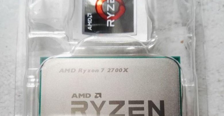 AMD Ryzen 7 2700X OC benches