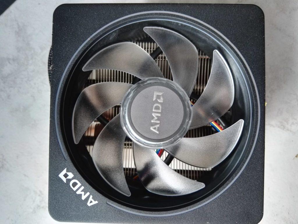 AMD Ryzen 7 2700X Wraith Prism