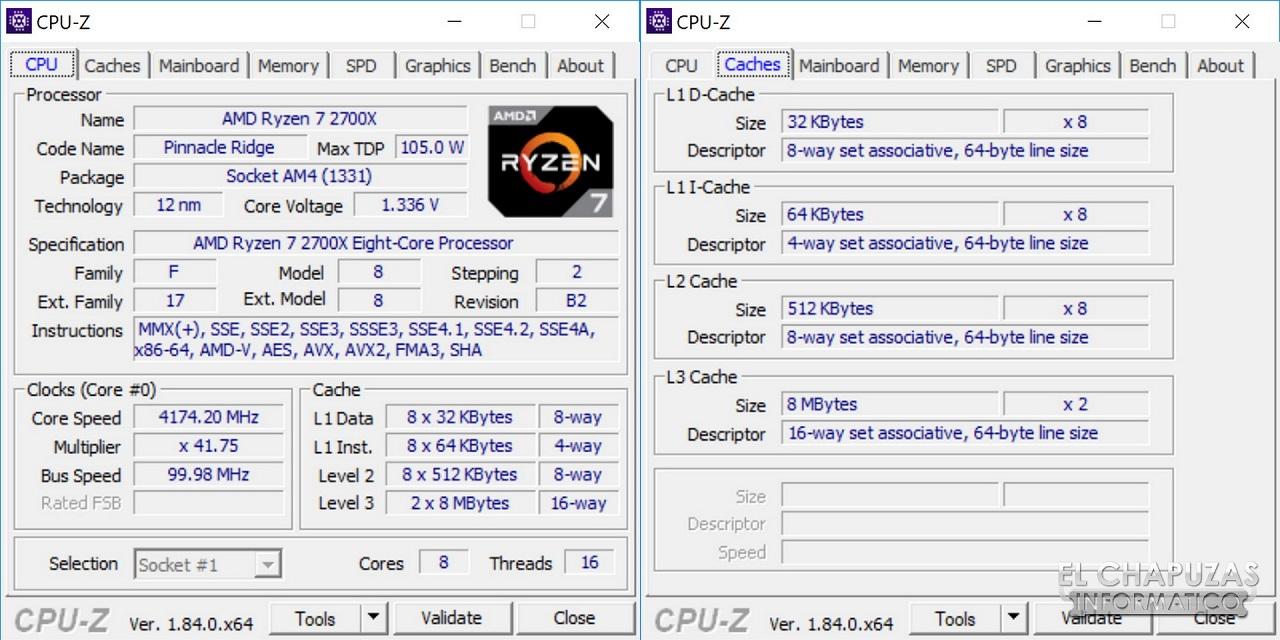Ryzen 7 2700X Gaming Benchmarks on X470: Zen Vs Zen+ Vs Core i7