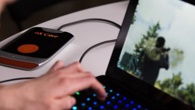 eX Core portable eGPU