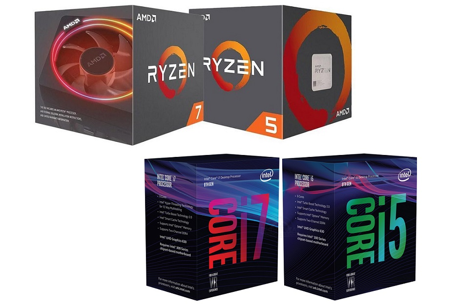 2nd-gen Ryzen vs Coffee Lake IPC