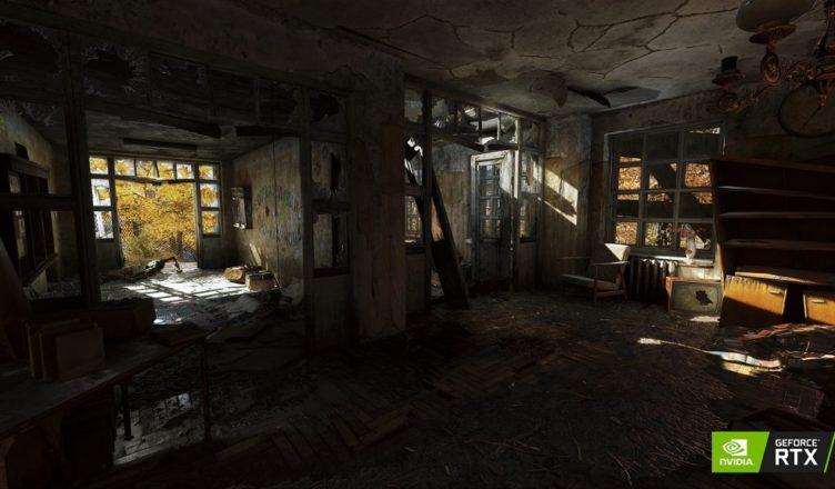 Metro Exodus gameplay: Nvidia RTX 2080 Ti