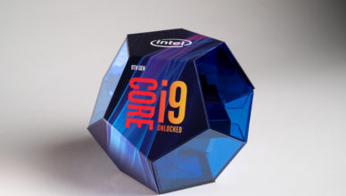 Intel Core i9-9900K unveil