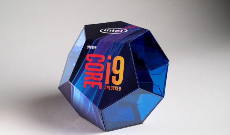 Intel Core i9-9900K unveil