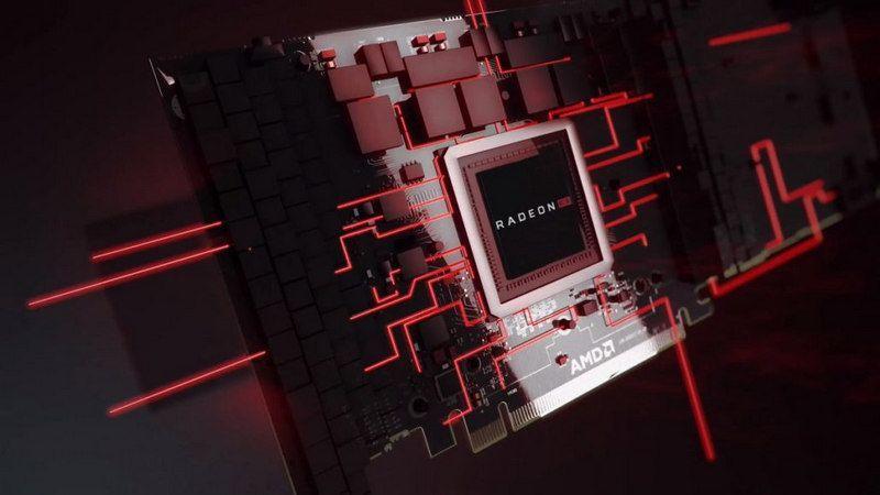 AMD Radeon RX 590 with Polaris 30 GPU