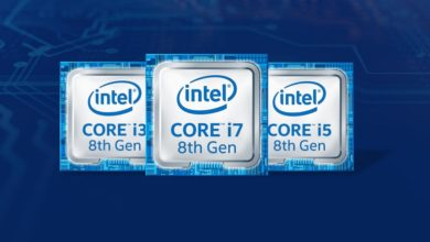 Intel 8th-gen CPU prices in 2018