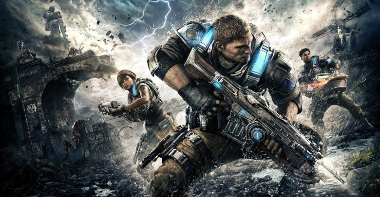 Gears of War 4 crashing issues (solved)