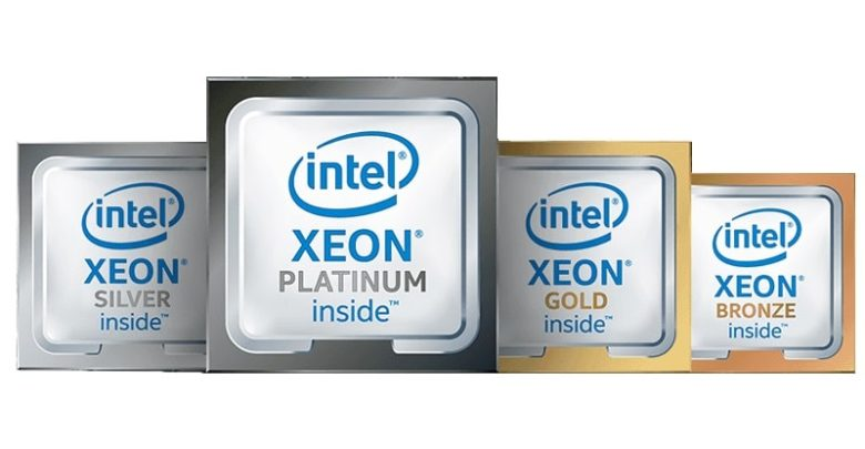 Intel Xeon Gold U-series 1P SKUs