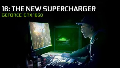Nvidia GeForce GTX 1650 launch