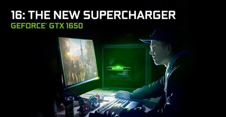 Nvidia GeForce GTX 1650 launch