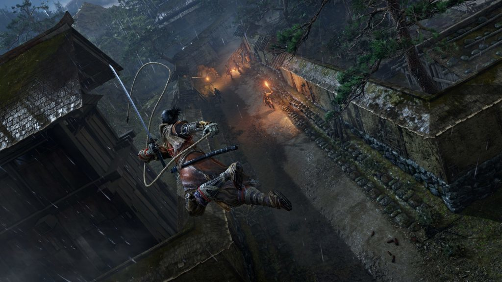 Sekiro Shadows Die Twice FPS Performance