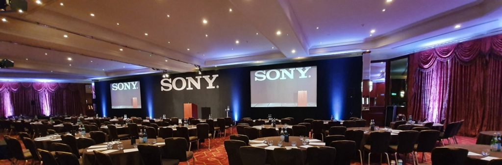Sony meeting room - PS5 specs leak