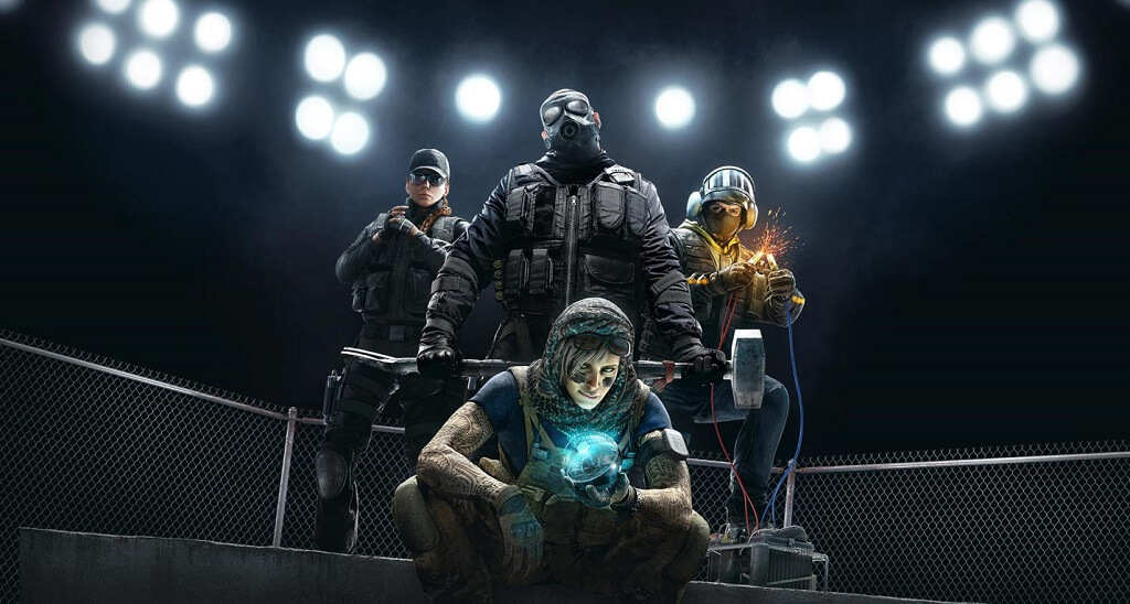 rainbow six siege lag - Free Game Cheats