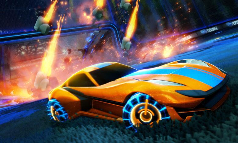 Rocket League crashing fix