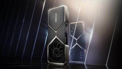 Nvidia GeForce RTX 3070 Ti with 10GB GDDR6X: Rumor