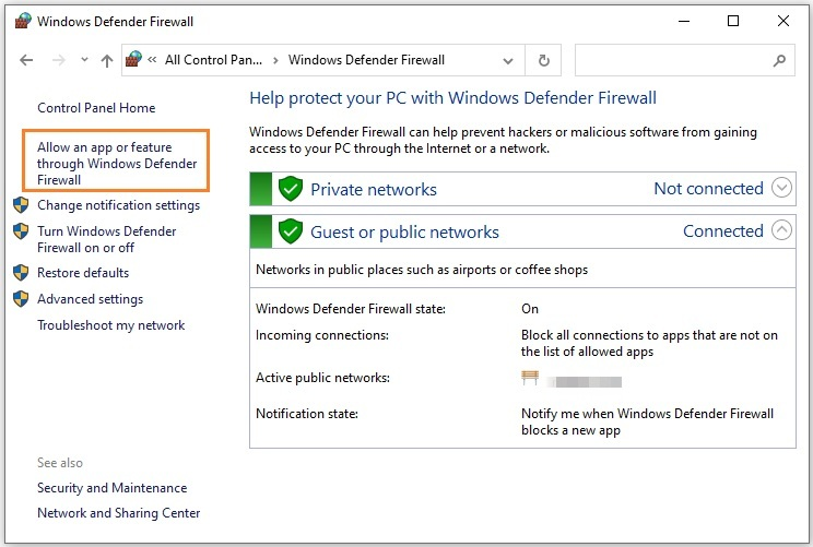 Fallout 4 Mods not working: Allow through Windows Firewall